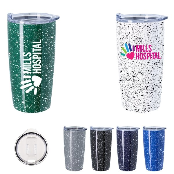 Promotional 20 oz Speckled Himalayan Tumbler