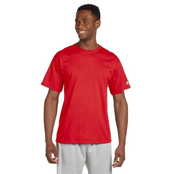 Promotional Russell Athletic Cotton T - Shirt
