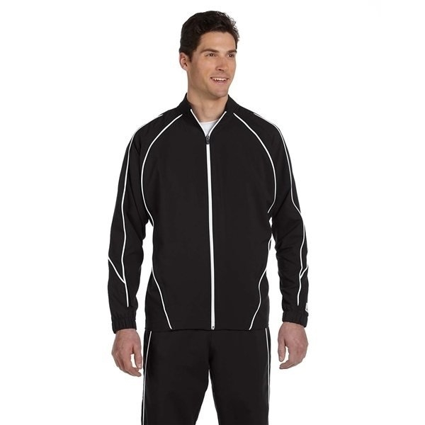 Promotional Russell Athletic Mens Team Prestige Full - Zip Jacket