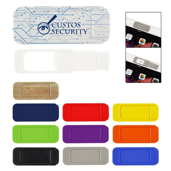 Promotional Security Webcam Cover