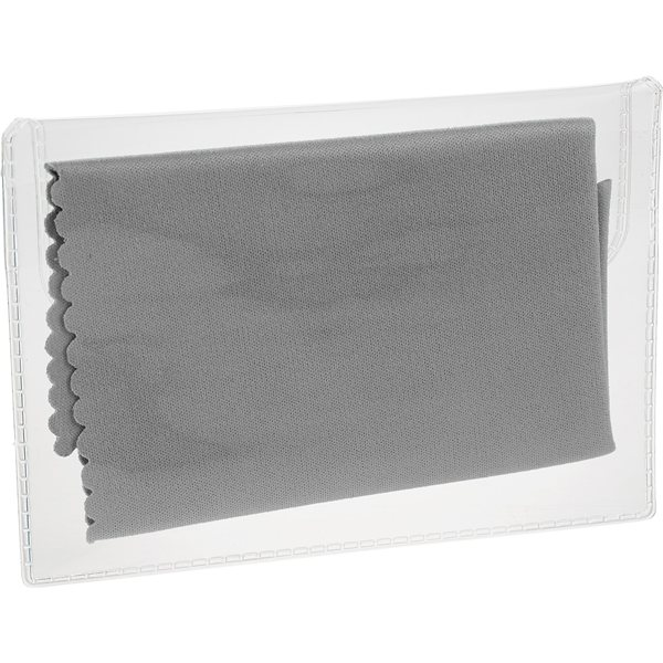 Promotional Microfiber Cleaning Cloth in Case