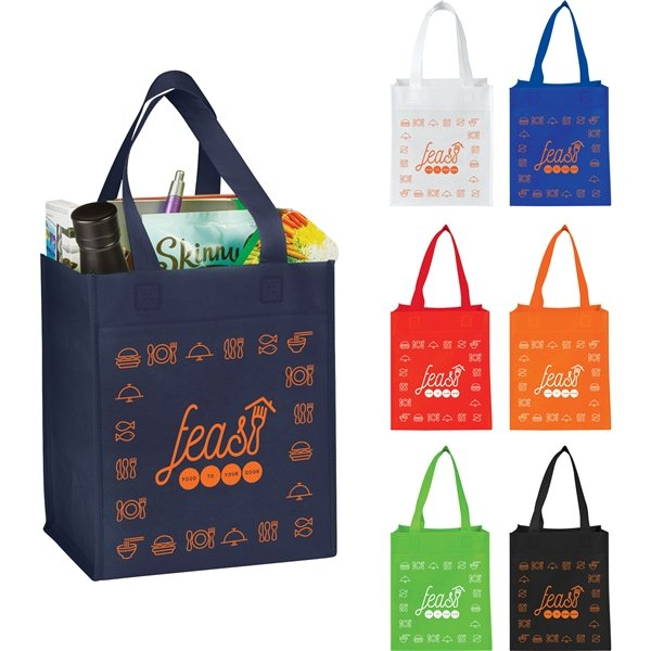 Promotional Basic Grocery Tote
