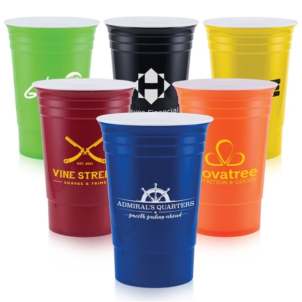 Promotional Bold - USA 16 oz Double Wall Tumbler