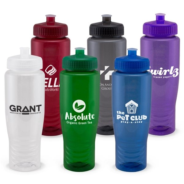 Promotional Jump - USA 28 oz. Sports Water Bottle