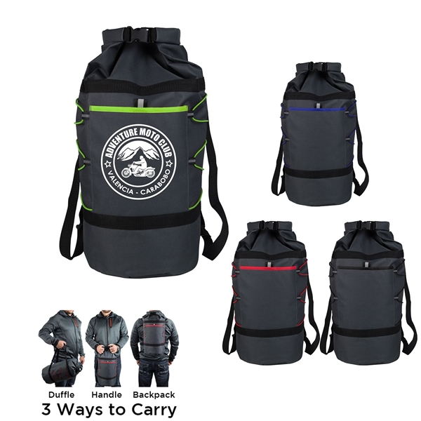 Promotional Adventure Duffle Bag