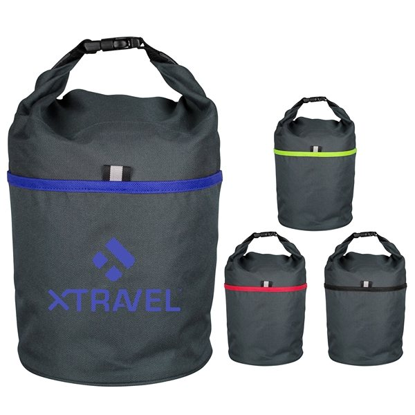 Promotional 600D Polyester Adventure Lunch Bag