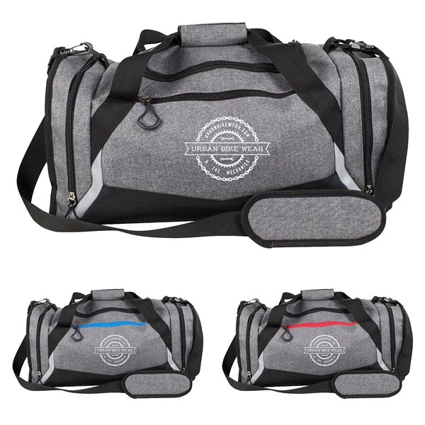 Promotional Polyester Urban Duffle Bag