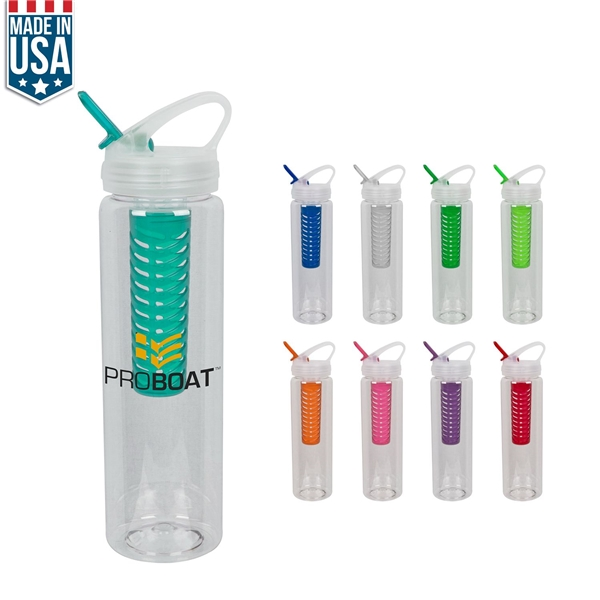 Promotional 32 oz Color Fusion Bottle