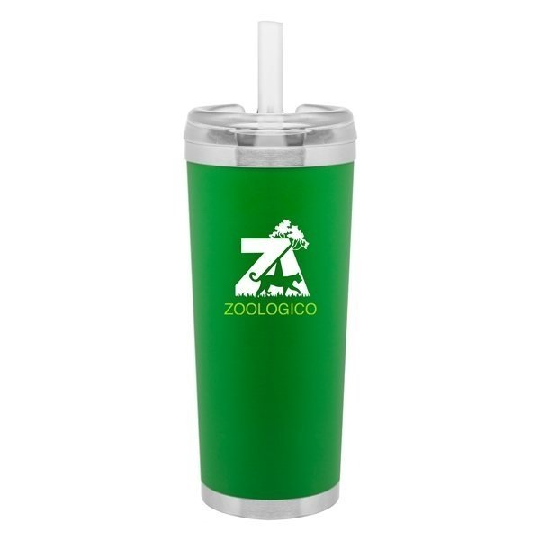 Promotional 24 oz Brooklyn - Matte Apple