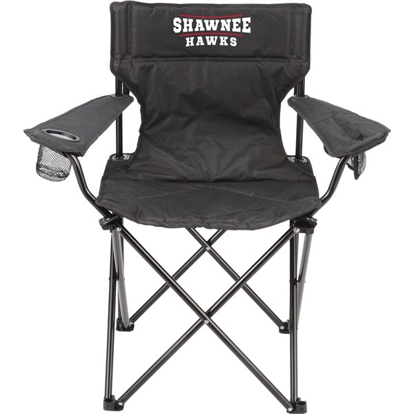Promotional Premium Padded Chair (400lb Capacity)