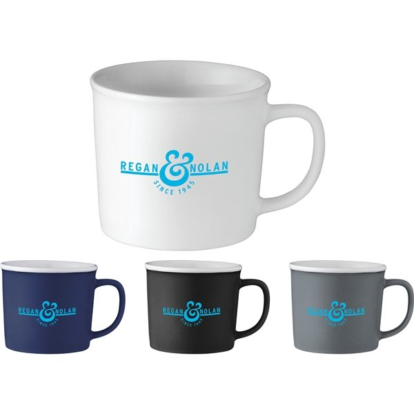 Promotional Axle Ceramic Mug 12 oz