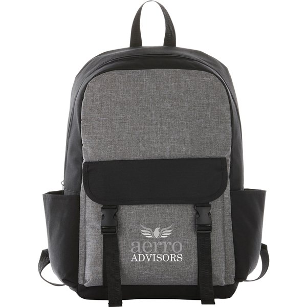 Promotional Buckle 15 Computer Backpack
