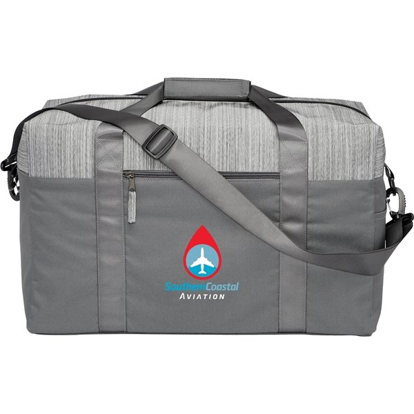 Promotional Two Tone Heather 18 Duffel Bag