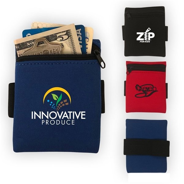 Promotional Padded Wrist Pouch