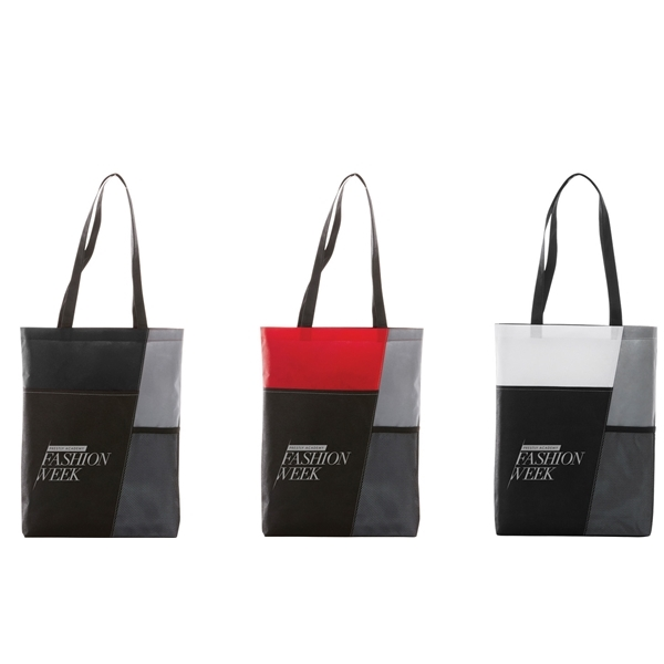 Promotional Trip Non - Woven Convention Tote