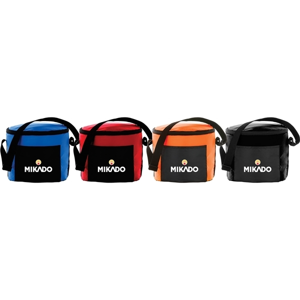 Promotional 210D Polyester Tubby Lunch Cooler