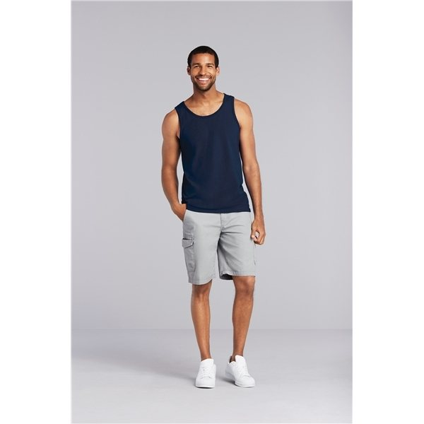 Promotional District(R)Young Mens The Concert Tank(R)
