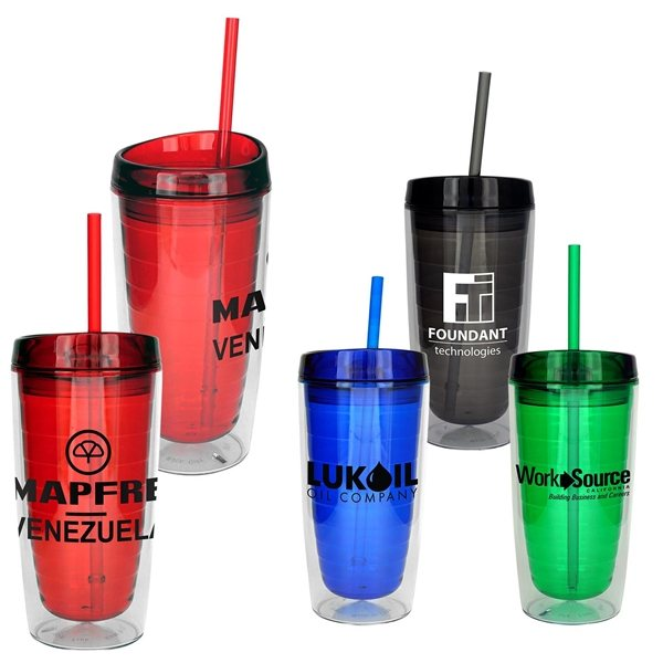 Promotional ColorfUL Wave Mug