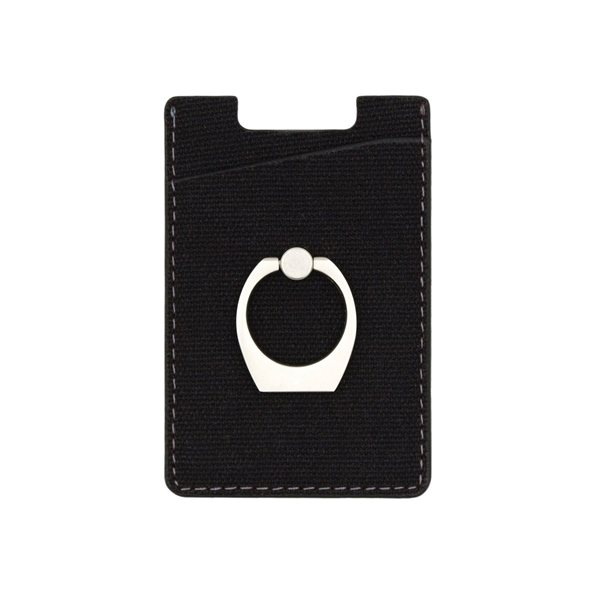 Promotional Liberty RFID Wallet with Ring
