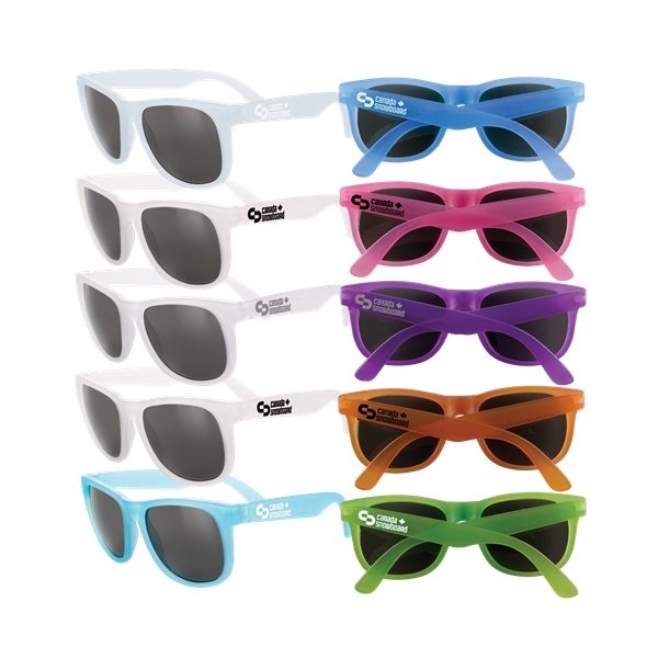Promotional UV400 Mood Shades