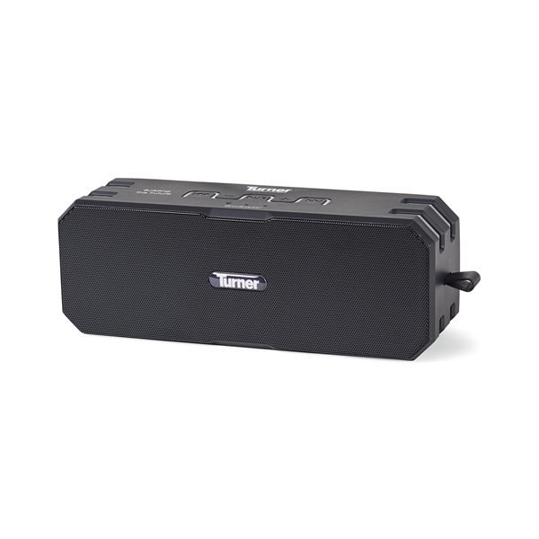 Promotional Brookstone(R) Armor Waterproof Dustproof Bluetooth(R) Speaker - Black