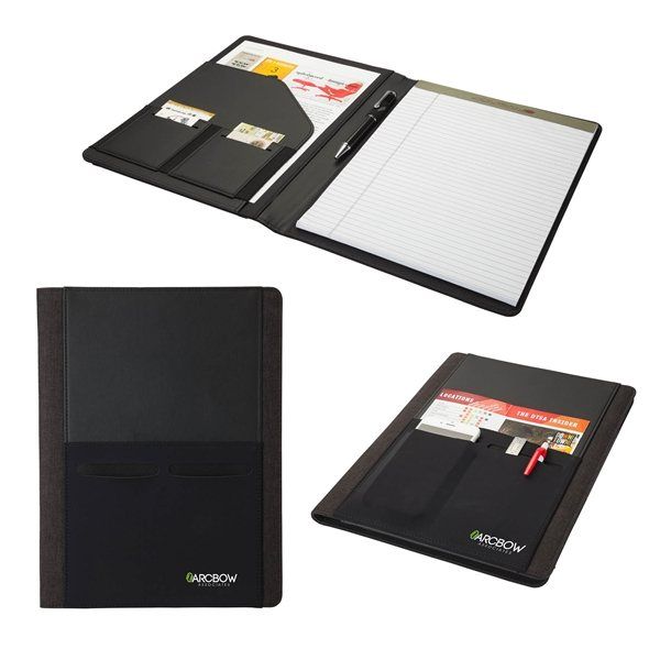 Promotional Stockton Tech Conference Padfolio