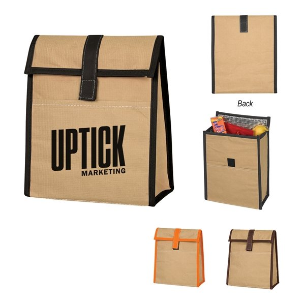 Promotional Woven Paper Lunch Bag