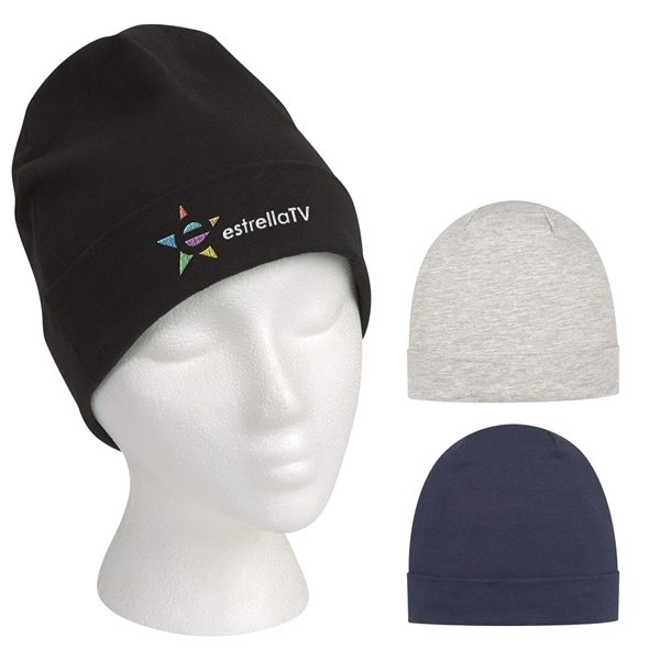 Promotional One Size Fits All Beanie Skull Cap