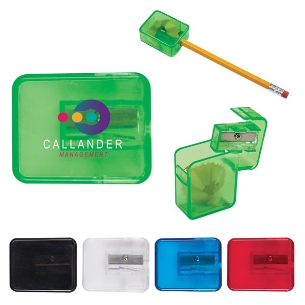 Promotional Pencil Sharpener