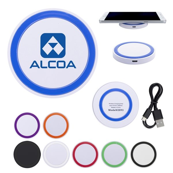 Promotional Wireless Phone Charging Pad
