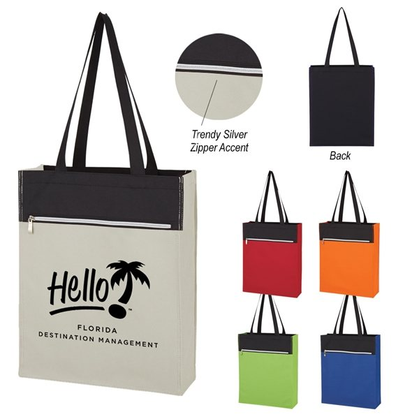 Promotional Cadence Tote Bag