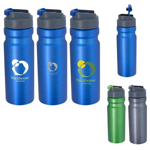Promotional 26 oz Aluminum Runaway Bottle