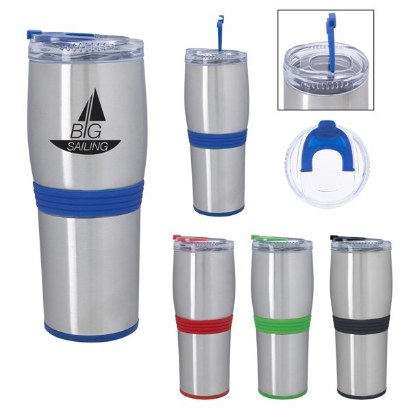Promotional 20 oz Stainless Steel Palmer Tumbler