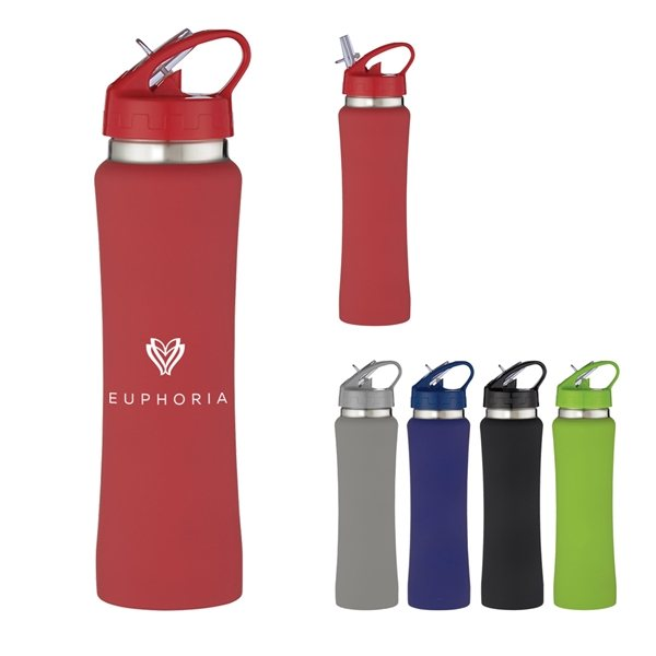 Promotional 25 oz Stainless Steel Hampton Bottle