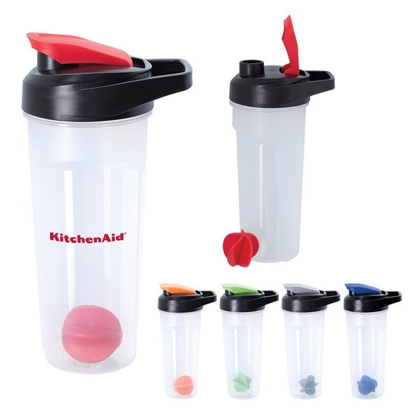 Promotional 21 oz Jet Shaker Bottle