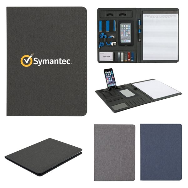 Promotional Heathered Padfolio