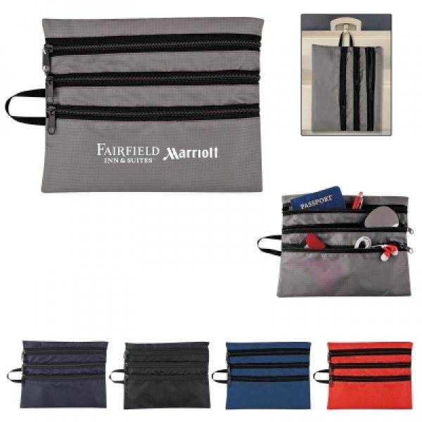 Promotional Tech Accessory Travel Bag