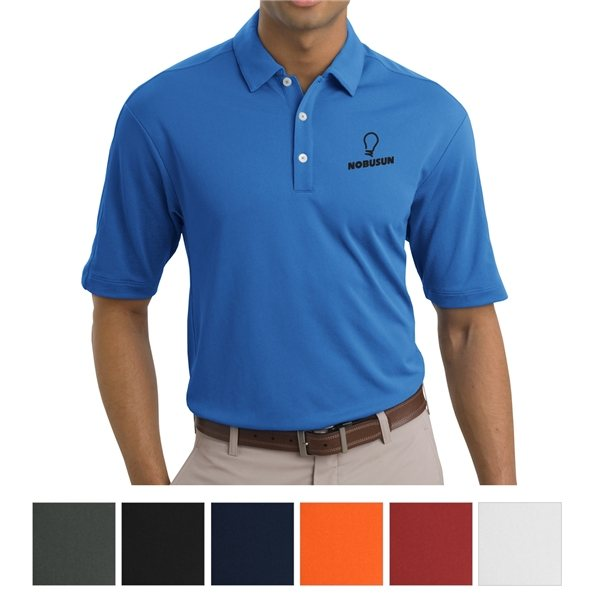Promotional Nike Golf Tech Sport Dri - FIT Polo
