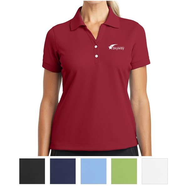 Promotional Nike Golf Ladies Dri - FIT Classic Polo