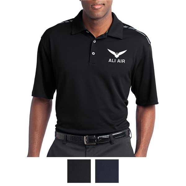Promotional Nike Golf Dri - FIT Graphic Polo