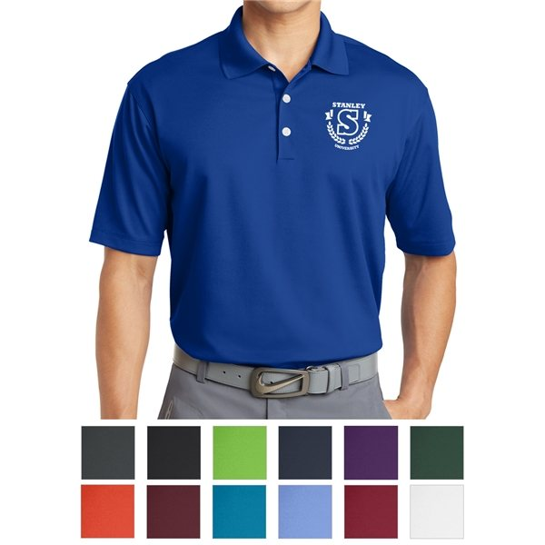 Promotional Nike Golf Tall Dri - FIT Micro Pique Polo