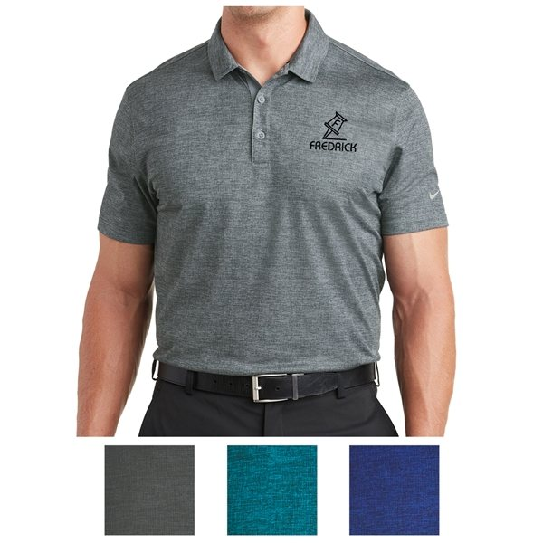 Promotional Nike Golf Dri - FIT Crosshatch Polo