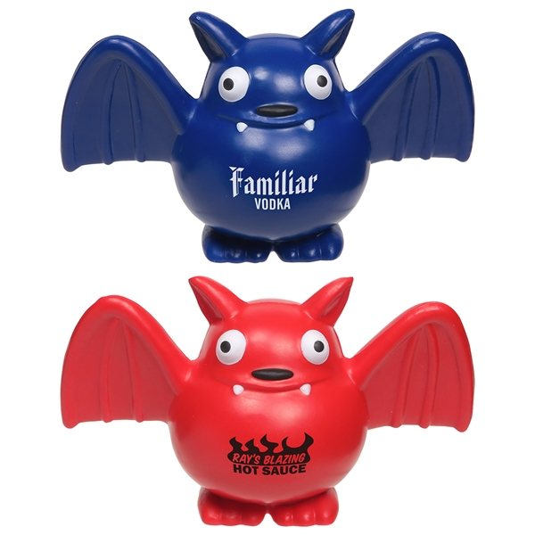 Promotional Bat Shaped Stress Reliever