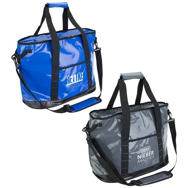 Promotional Equinox Cooler Bag with Foam Insulation and Lining