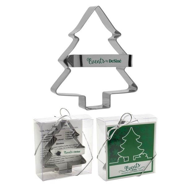 Promotional Metal Tree Cookie Cutter