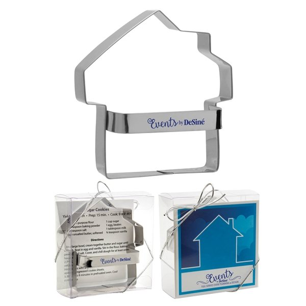 Promotional Metal House Cookie Cutter