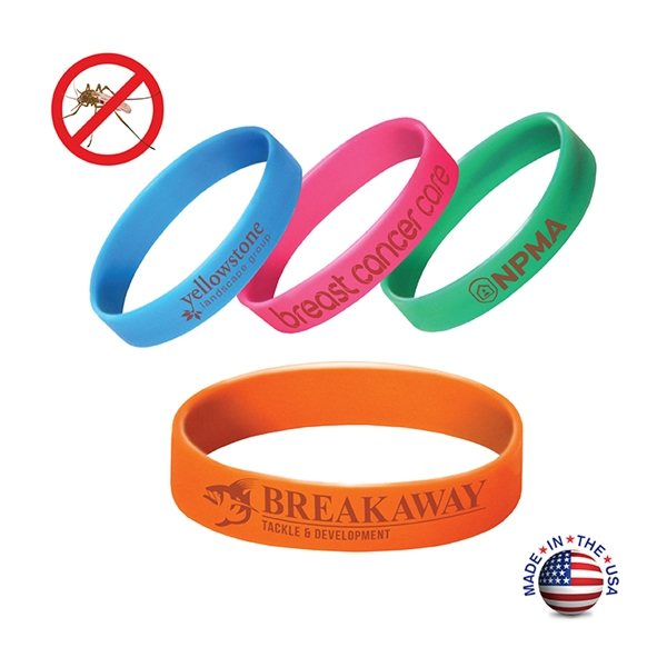 Promotional Insect Repellent Bracelet