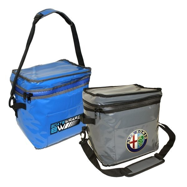 Promotional Otaria(TM) Square Cooler Bag, Full Color Digital
