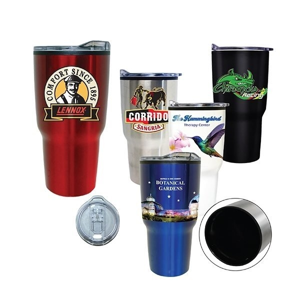 Promotional 30 oz Ares Tumbler, Full Color Digital
