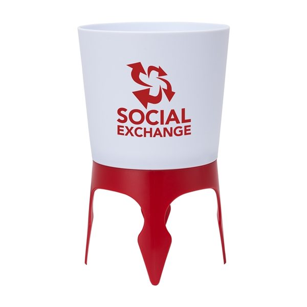 Promotional Bay City Beach Cup Holder